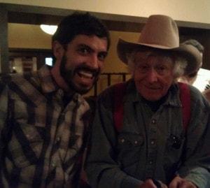 Ramblin' Jack Elliott and me